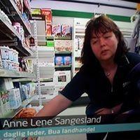 Anne Lene Sangesland