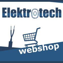 Elektrotech Webshop