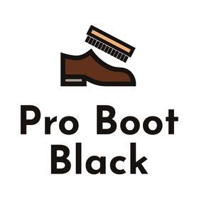 Pro Boot Black