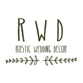RWD Rustic Wedding Decor