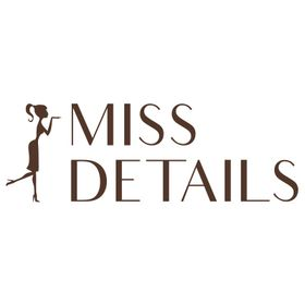 Miss Details Design | Sensory Branding + Graphic Design