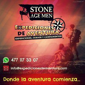 Stone Age Men Expediciones de Aventura