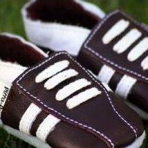 Pitta-Patta Baby Shoes