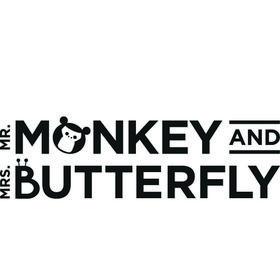 Mr. Monkey & Mrs. Butterfly