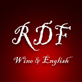 RDF Wine&English