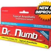 Dr. Numb Topical Numbing Cream