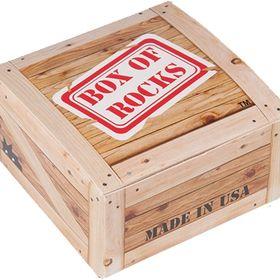 Dumb as a Box of Rocks