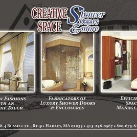 Creative Space Shower Doors & More