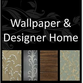 Wallpaper and Designer Home