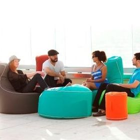 Prime Hip Chik Chairs Cool Colorful And Comfortable Indoor Frankydiablos Diy Chair Ideas Frankydiabloscom