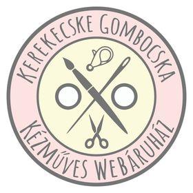 Kerekecske Gombocska Kézműves Webáruház
