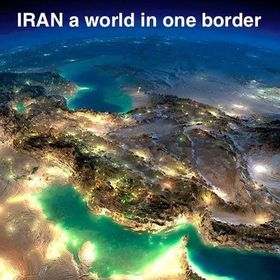 IRAN a world in one border