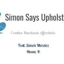 Simon Says Upholstery