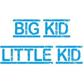 Big Kid Little Kid