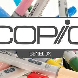 Copic Colourstock
