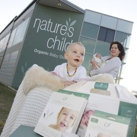 NATURE'S CHILD ORGANIC BABY ESSENTIALS