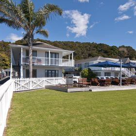 Busby Manor Resort, Paihia New Zealand