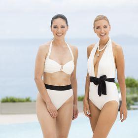 6b3f6e3557c8b Tara Grinna Swimwear (taragrinnaswimwear) on Pinterest