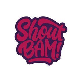 Shoutbam I Creative Studio I Design I Lettering I Illustration