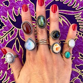 Violet Moon Jewelry