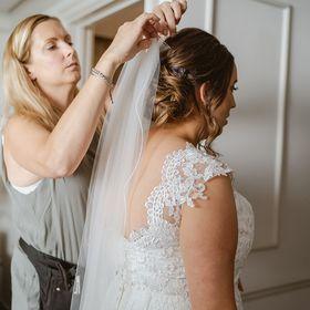 Wedding hair by Tara