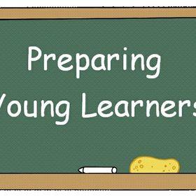 Preparing Young Learners {Jennifer Robinson}