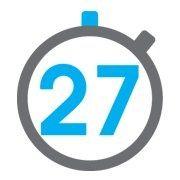 27 minut