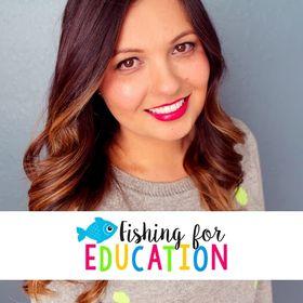 Stephanie / Fishing for Education