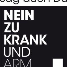NEIN zu KRANK und ARM initiiert von Siegfried Meryn