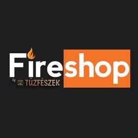 Fireshop webáruház