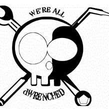 dWrenched