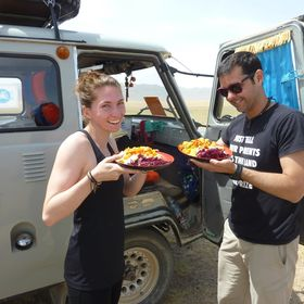 Out of Your Comfort Zone Travel Blog
