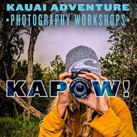 Kauai Adventure Photography Workshops
