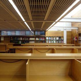 Biblioteca CC. Biológicas y Ambientales ULE