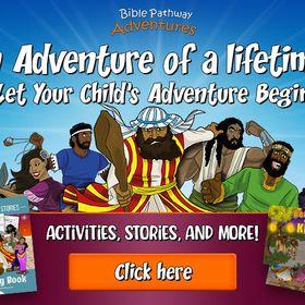 Bible Pathway Adventures  - bible stories for kids & parents
