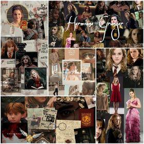 _Emma Charlotte Duerre Watson-Hermione Jean Granger_ 👸👧❤🌌🏰