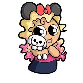 Sunshine Disney Girl