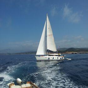 Thassos,Limenaria boat trips
