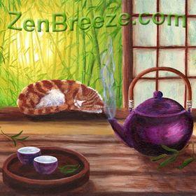ZenBreeze Art Gallery