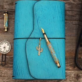 The Leather Quill Shoppe | Traveler's Notebooks & Fountain Pens