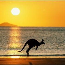 About Australia .