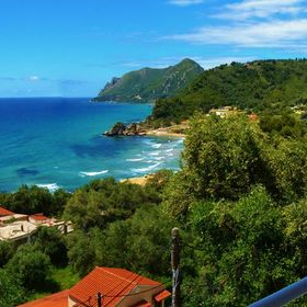 Greek holidays Corfu\Bella-Vista Apartments