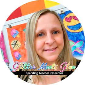 Glitter Meets Glue: Sparkling Teacher Resources