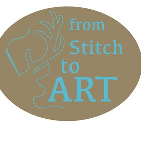 From Stitch To Art
