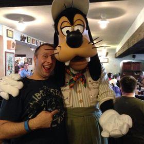 Disney Dork Tom
