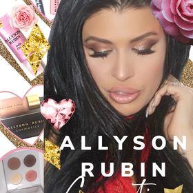 Allyson Rubin Cosmetics/magnetic lashes/eyeshadow palettes/nails