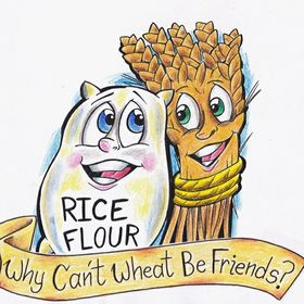 Why Can't Wheat Be Friends?