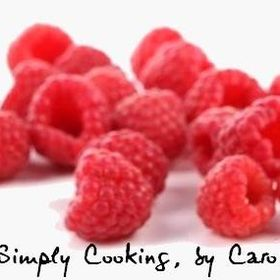 Simply Cooking, by Caro