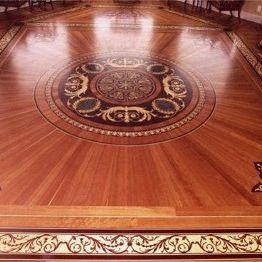 Renaissance Floor Inlays