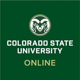 Colorado State University Online Colostateonline Profile Pinterest